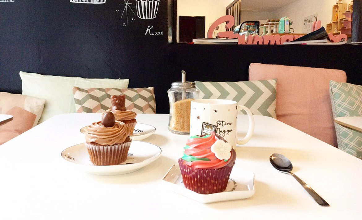 Meet up : Ohlala cupcakes