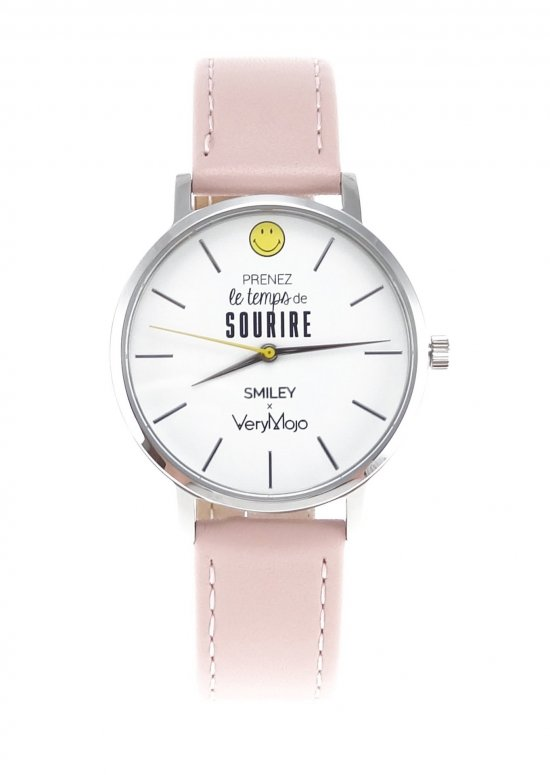 Montre Smiley x VeryMojo