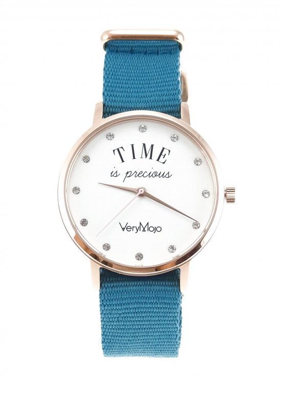 Montre Time is precious