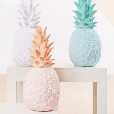 passion ananas tropicool mode d co et recettes base d 39 ananas le blog et journal verymojo. Black Bedroom Furniture Sets. Home Design Ideas
